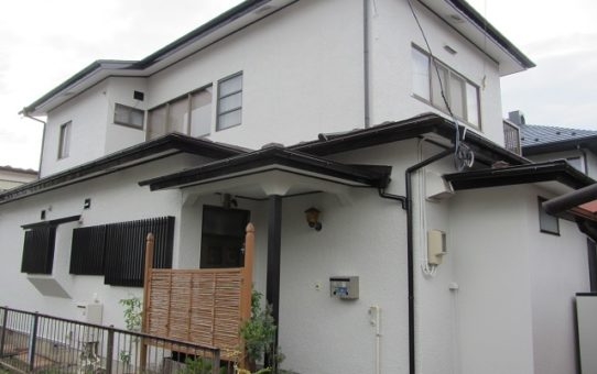 A様邸塗装工事完成